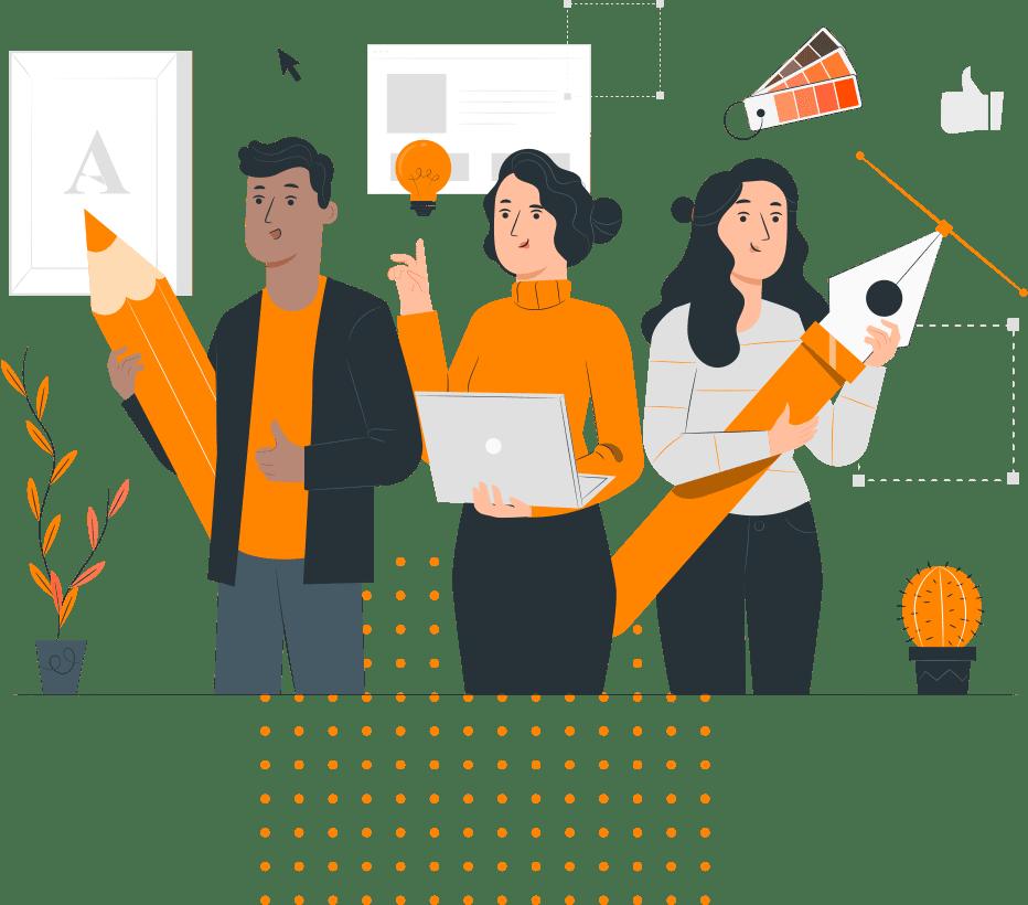 DISEÑO GRÁFICO equipo design mp